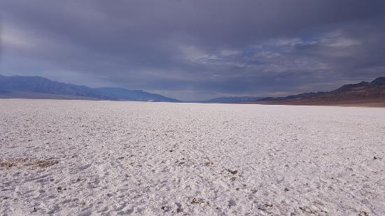 Badwater: Beautiful but not cold