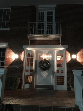 Bluff View Inn: Great rooms, location and river views!