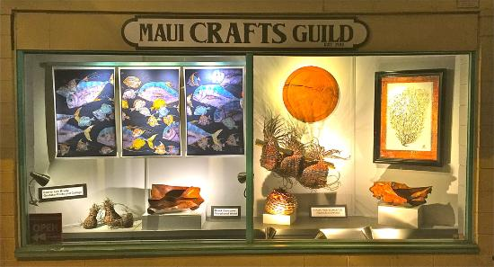 Paia, Hawaï: Additional hand-crafted gifts from Maui Artists