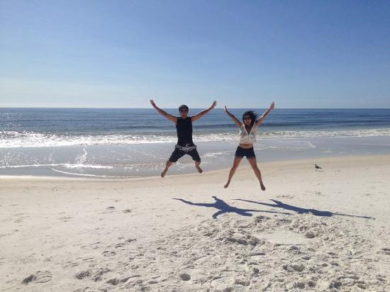 Wyndham Garden Fort Walton Beach Destin : Fun at the Beach