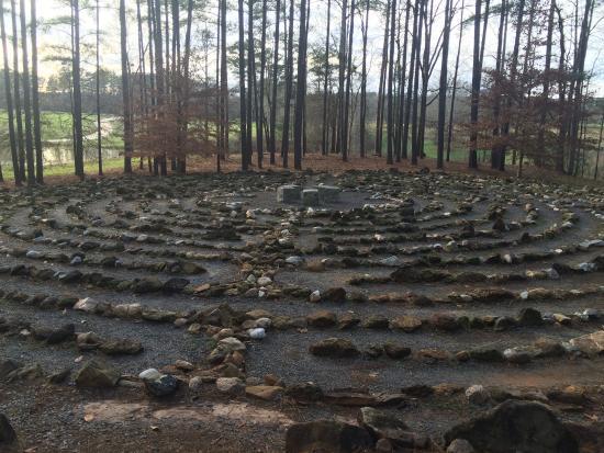 Serenbe Ga the labyrinth - picture of inn at serenbe, palmetto - tripadvisor