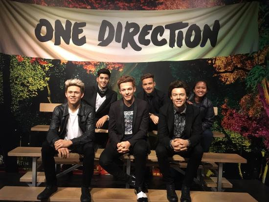 one direction is the most popular among girls picture of madame rh tripadvisor in