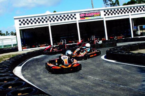 Pimpama, Australia: Bathurst - Aussie Kids and Dual Kart Track