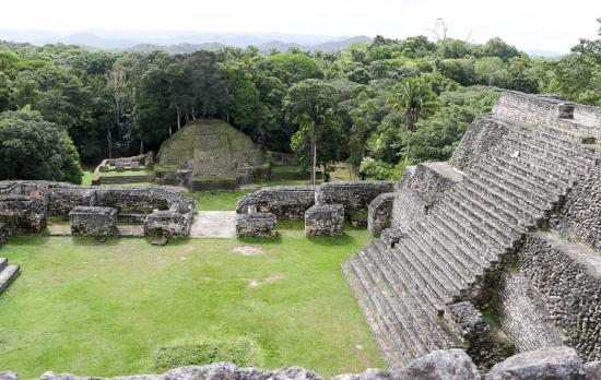 Hidden Valley Inn: Caana Temple at Caracol