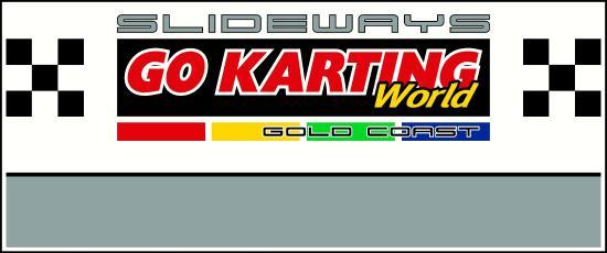 Pimpama, Australia: Slideways - Go Karting World Logo
