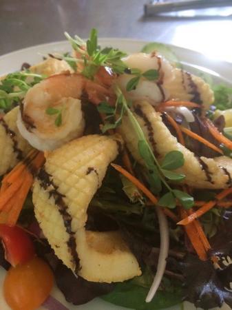 Miles, Austrália: Devine salads