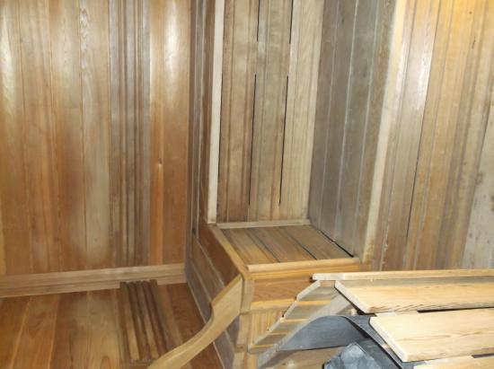 Saint Jerome, Canadá: sauna