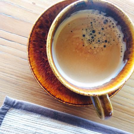 Kenanga Boutique Hotel: Bali coffee