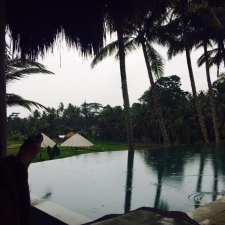 Kenanga Boutique Hotel: Rainy season