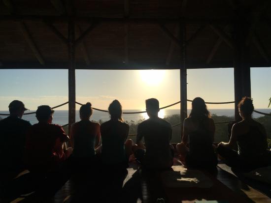 Casas de Soleil: Horizon Yoga