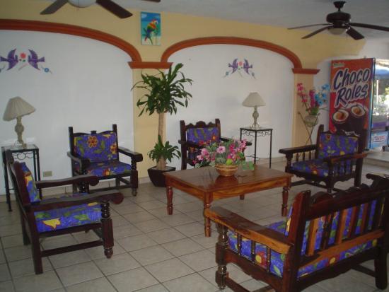 Hotel Vallartasol: lobby