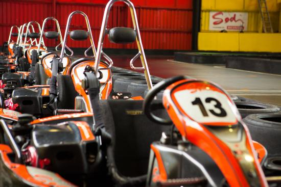 Slideways - Go Karting Brisbane