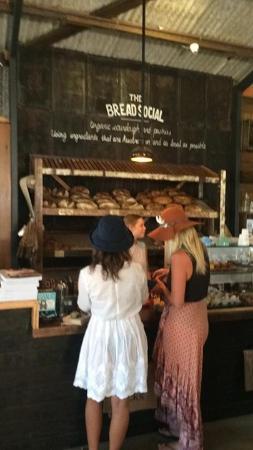 Ewingsdale, Australië: Bakery