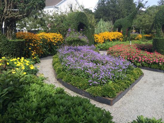 Portsmouth, RI: Gardens