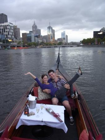 Venice on the Yarra: The best way to see the Yarra.