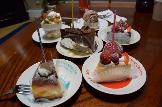 ケーキハウス Akatonbo