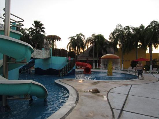 Bel Air Collection Xpu Ha Riviera Maya: The Kids pool
