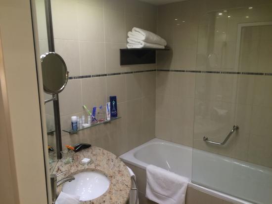 Grand Hotel Bohemia: Ванная комната