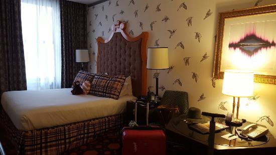 โรงแรมโมนาโก พอร์ทแลนด์-อะคิมป์ตัน โฮเต็ล: 20150906_105115_large.jpg