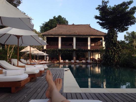 Uma by COMO, Ubud : so relax