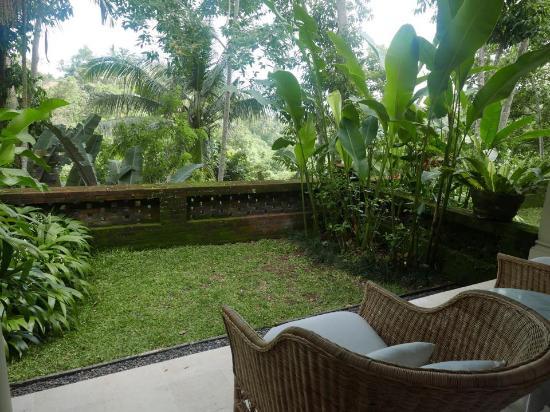 Uma by COMO, Ubud : our terrace
