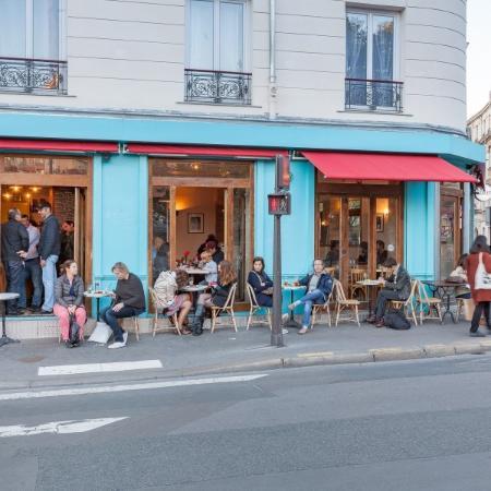 Le valmy paris canal saint martin restaurant bewertungen telefonnummer fotos tripadvisor - Restaurant quai de valmy ...