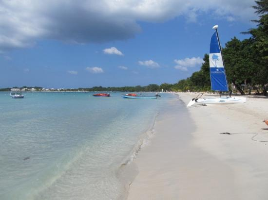 beach view picture of hotel riu palace tropical bay negril rh tripadvisor ie
