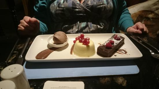 Holmes Chapel, UK: Death by chocolate