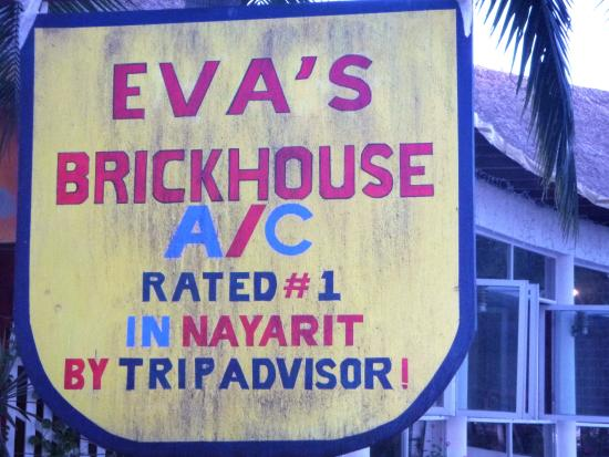 Eva`s Brickhouse: What You See Is What You Get