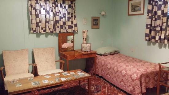 Sde Boker, Israel: Pula's Bed