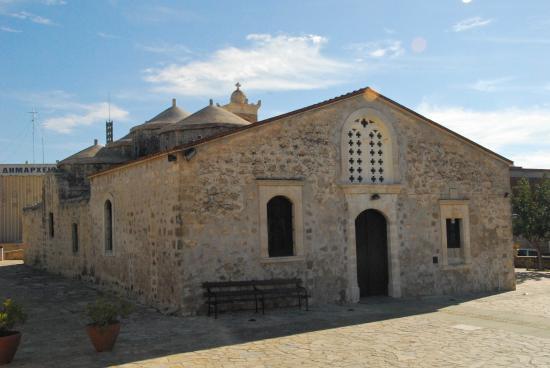 Geroskipou, Cypr: Vista frontale