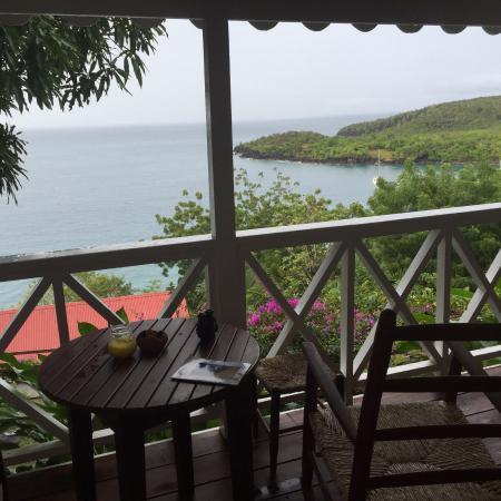 Ti Kaye Resort & Spa: View from Bobol