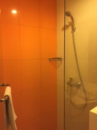 Anugerah Express Hotel: Kamar mandi