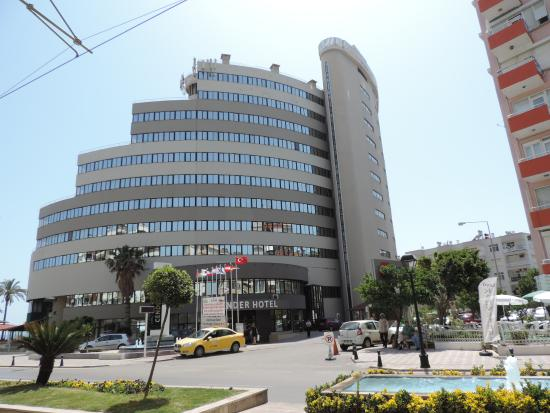 Cender Hotel: Hotel Cender - pohled na hotel