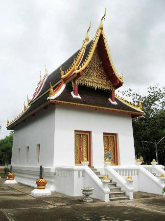 Uttaradit City, Thailand: วัดใหญ่ท่าเสา