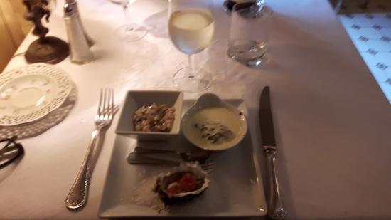 huitre de bouzigues en 3d picture of la salle a manger salon de provence tripadvisor
