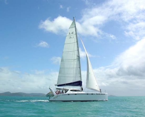 Razzle Dazzle Sailing Whitsunday Luxury Catamarans