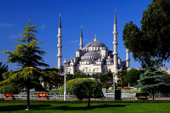 Authentic Turkey Tours - Istanbul Day Tours
