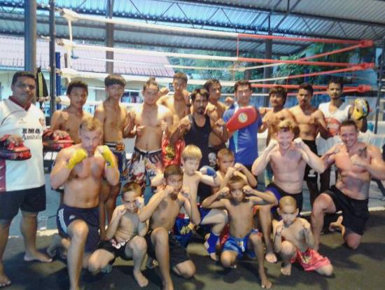 ‪Kamala Muay Thai Gym‬