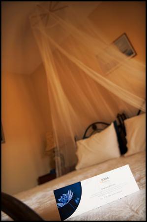Skala Kallonis, Hellas: bedroom