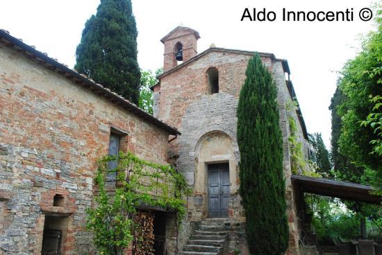 San Giovanni d'Asso, Italia: Pieve di Santa Maria a Pava 2