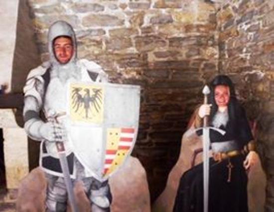 Medvedgrad Castle : knights of medvedgrad ahah