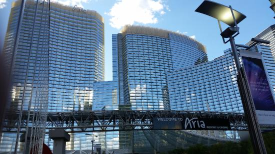 the aria resort and casino review
