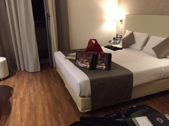 BEST WESTERN Hotel City: Doppelzimmer im City Hotel Milano!Top!!!