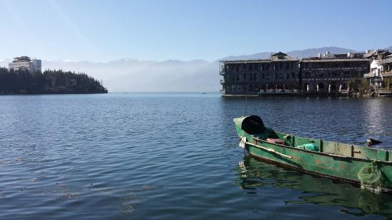 Erhai Lake: 20160111_130532_large.jpg