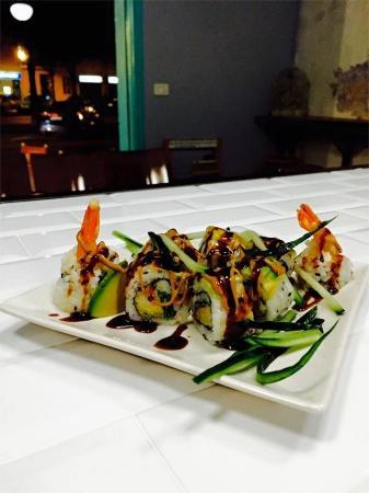 College Sushi