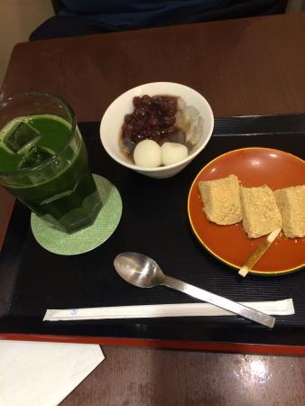 Bunnosuke Chaya (Tea House) Takashimaya