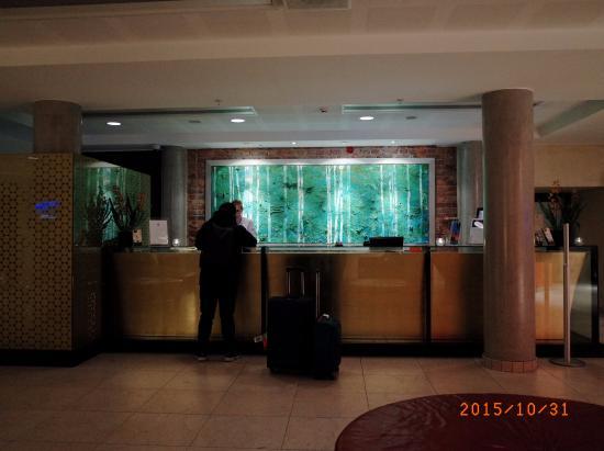 Elite Hotel Marina Tower: 엘리트호텔마리나타워