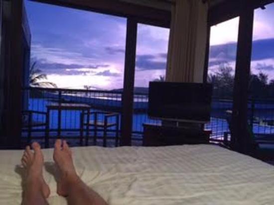 Holiday Inn Krabi Ao Nang Beach: Sunset