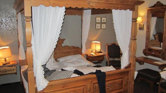 Hotel Butgenbacher-Hof: de kamer was zalig